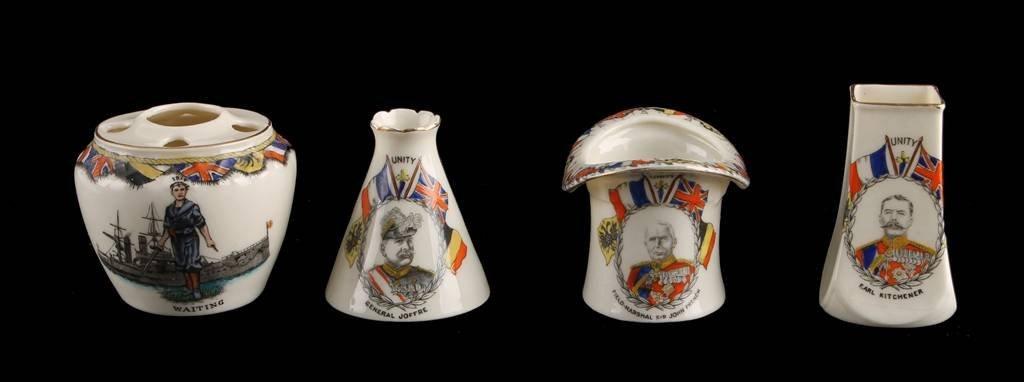 Model of a Posy / Pot Pourri Pot by The Corona Chi