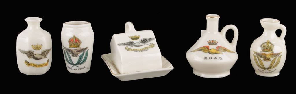 Model of Cheese Dish, unmarked, (East Church, Shep