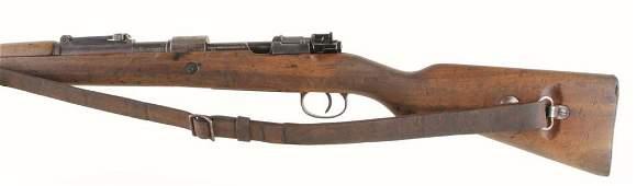 A De-Activated Second World War German Mauser Mod