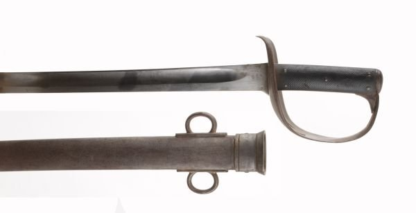 An 1885 Pattern Cavalry Troopers Sword, of regulat