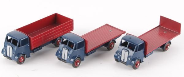 A Dinky No.511, Guy 4-Ton Lorry,  first type cab,