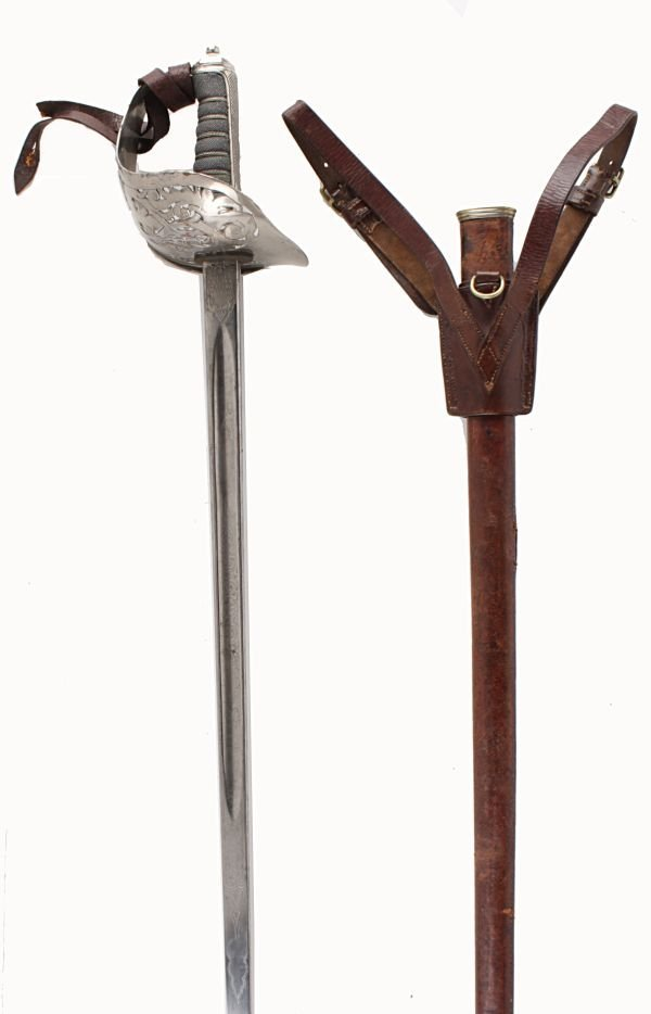 An 1897 Pattern Infantry Officers Sword by Wilkins