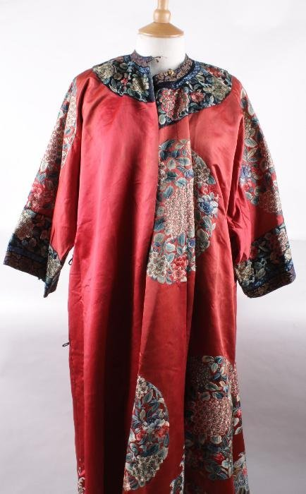 A collection of Oriental and ethnic costume and te