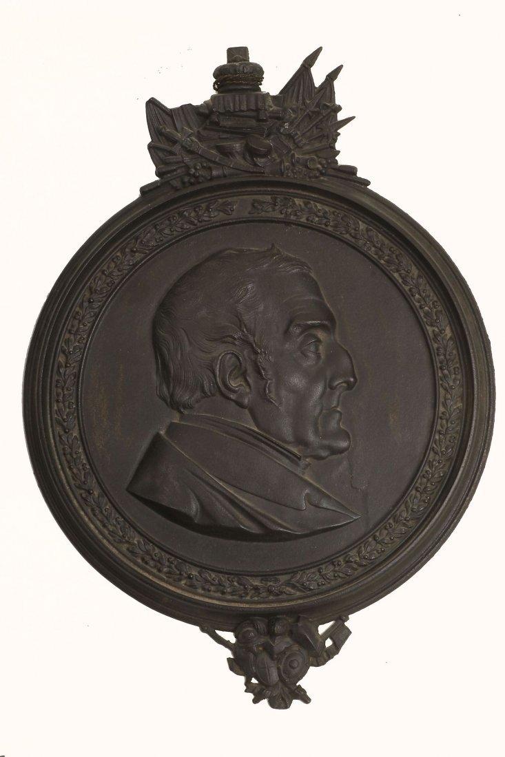 Arthur Wellesley, 1st Duke of Wellington , A Cast Iron