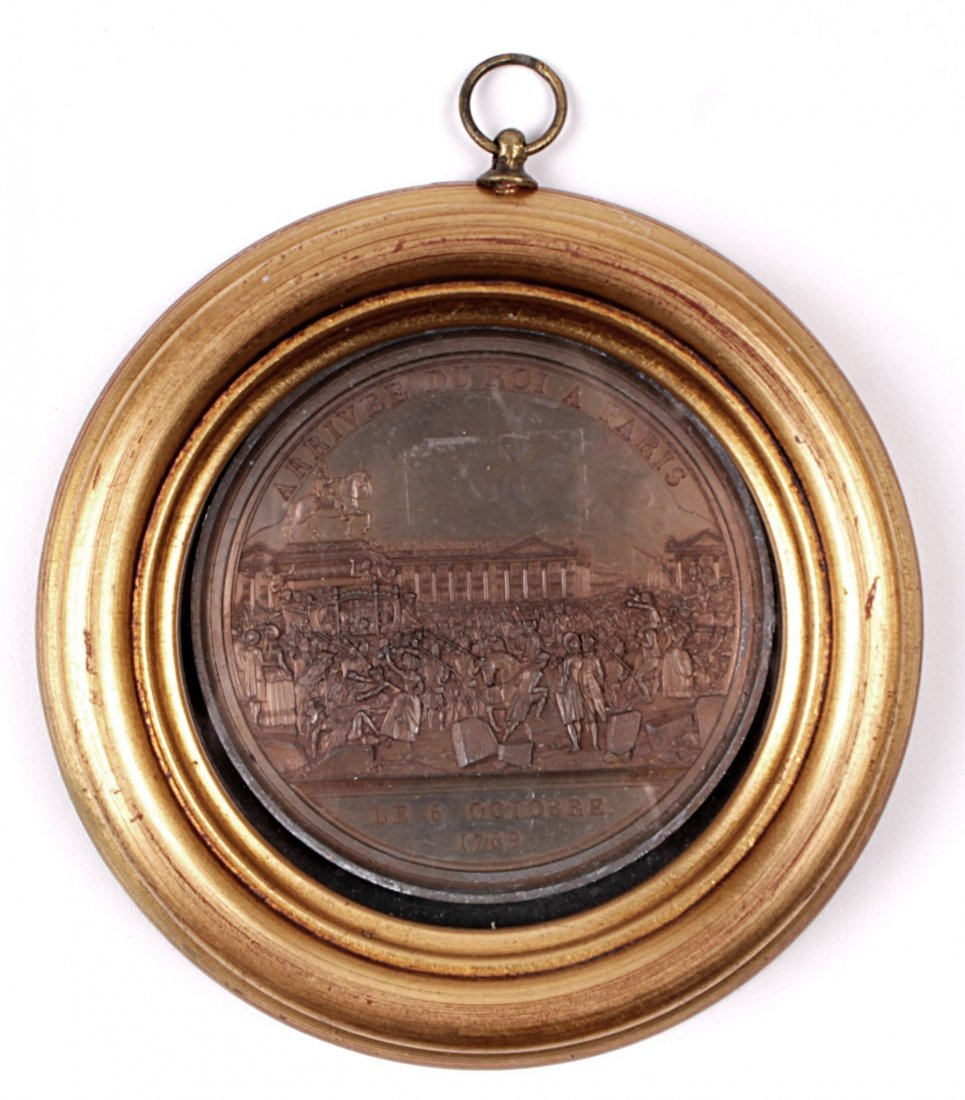 Arrive Du Roi A Paris - Le 6 Octobre 1789 Andrieu