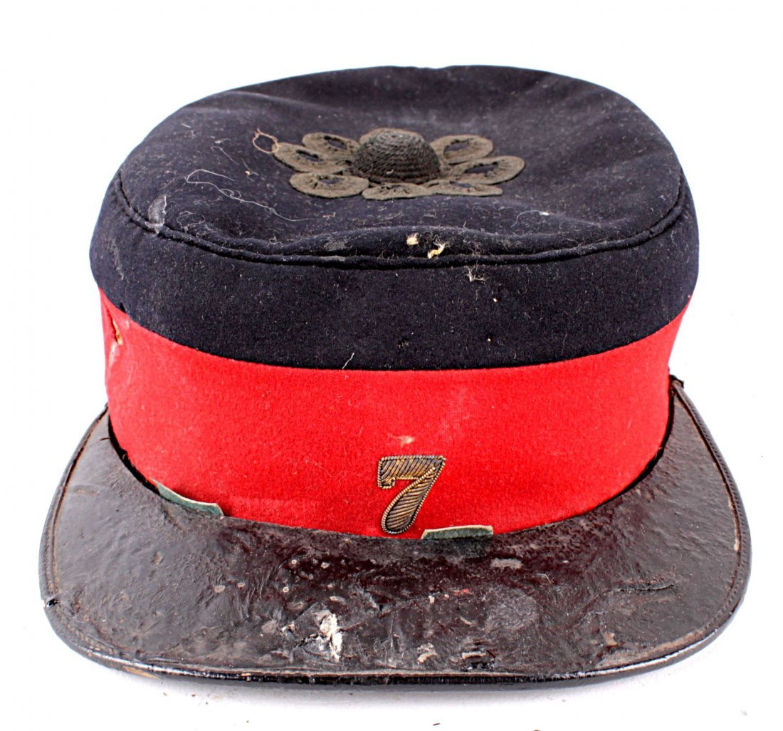 A Victorian Enlisted Man's Forage Cap by Maxsted & Son