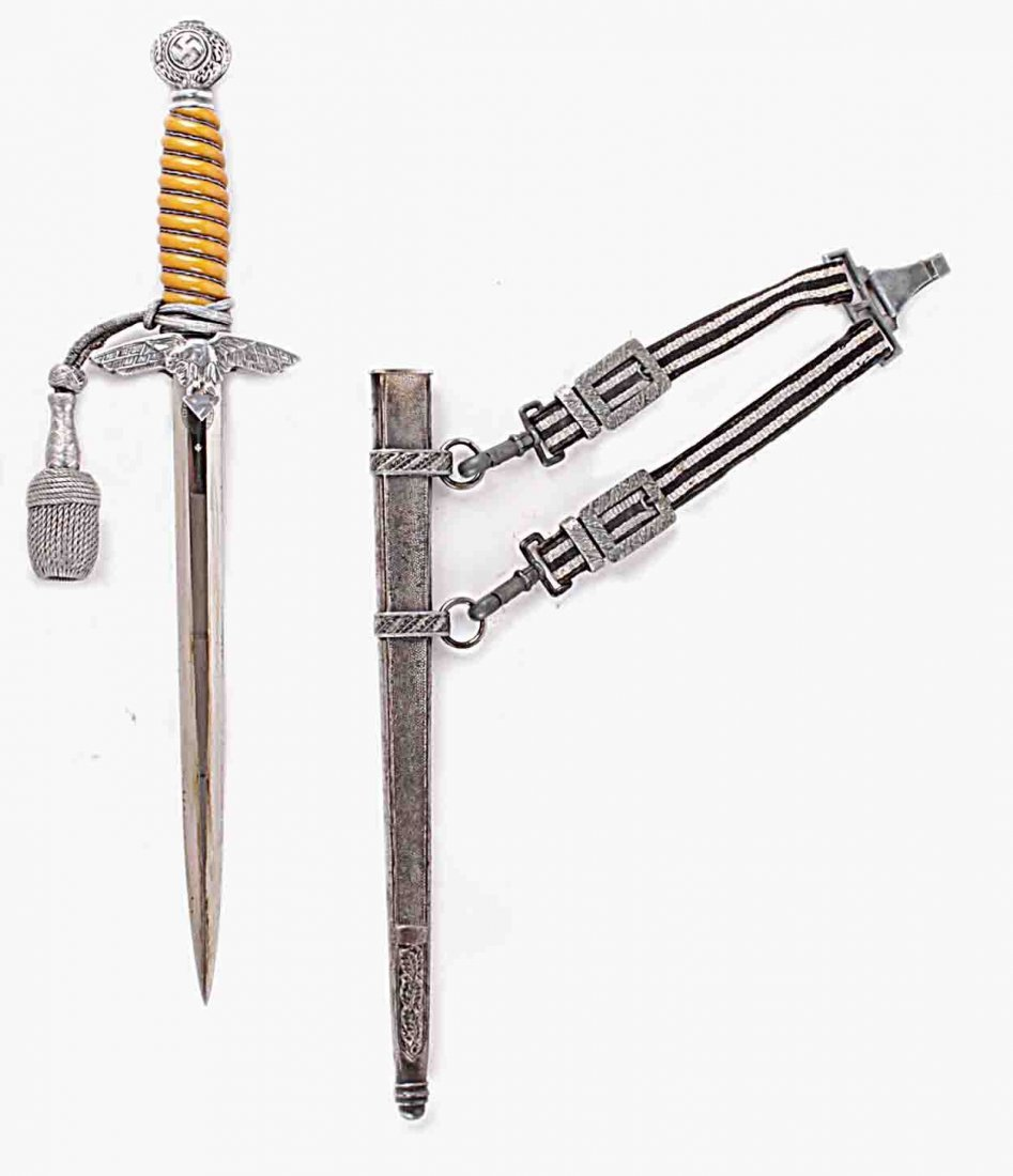 A Model 1937 Dagger for Luftwaffe Officers with