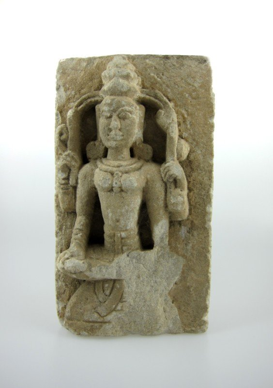 2: Indian Stone Temple Carving