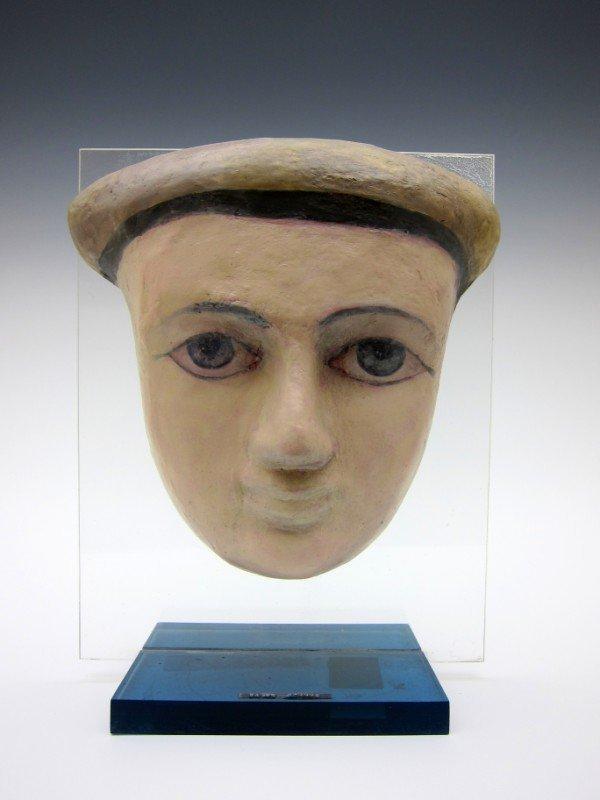 3: Egyptian Mummy Mask
