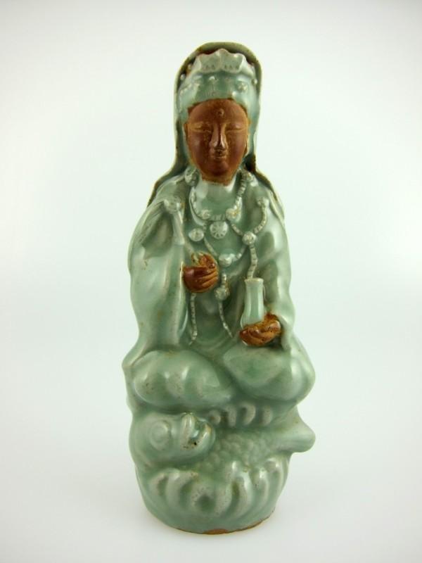 4: Chinese Celadon Kan Yi