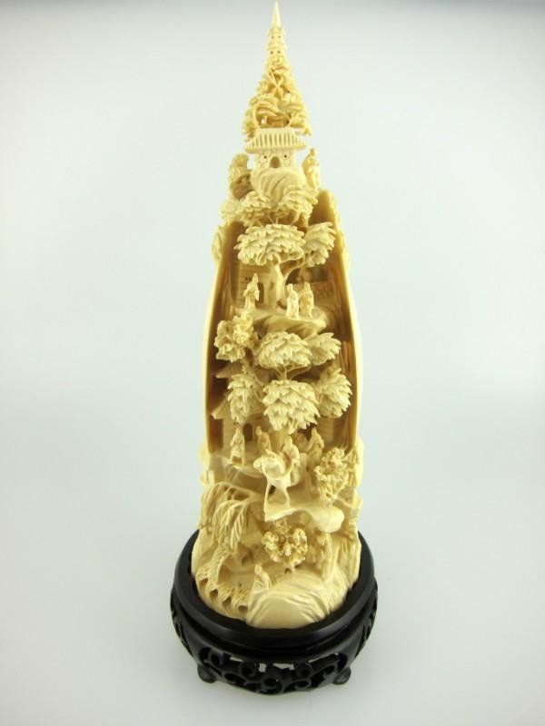 7: Chinese Ivory Grouping