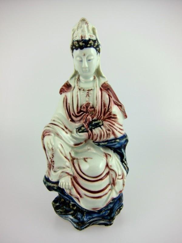 8: Chinese Porcelain Kan Yi