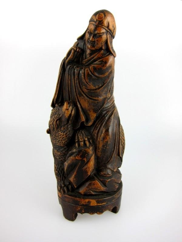 10: Chinese Bamboo Root Figure