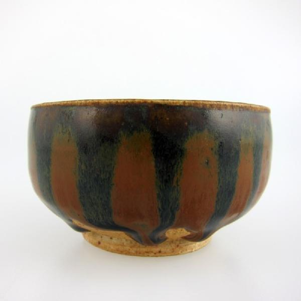 12: Temoku Tea Bowl