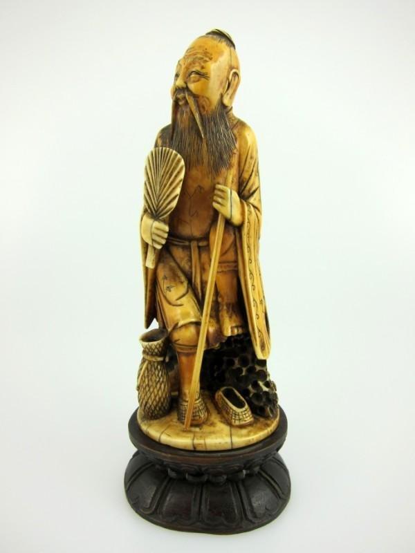 18: Ivory Figure