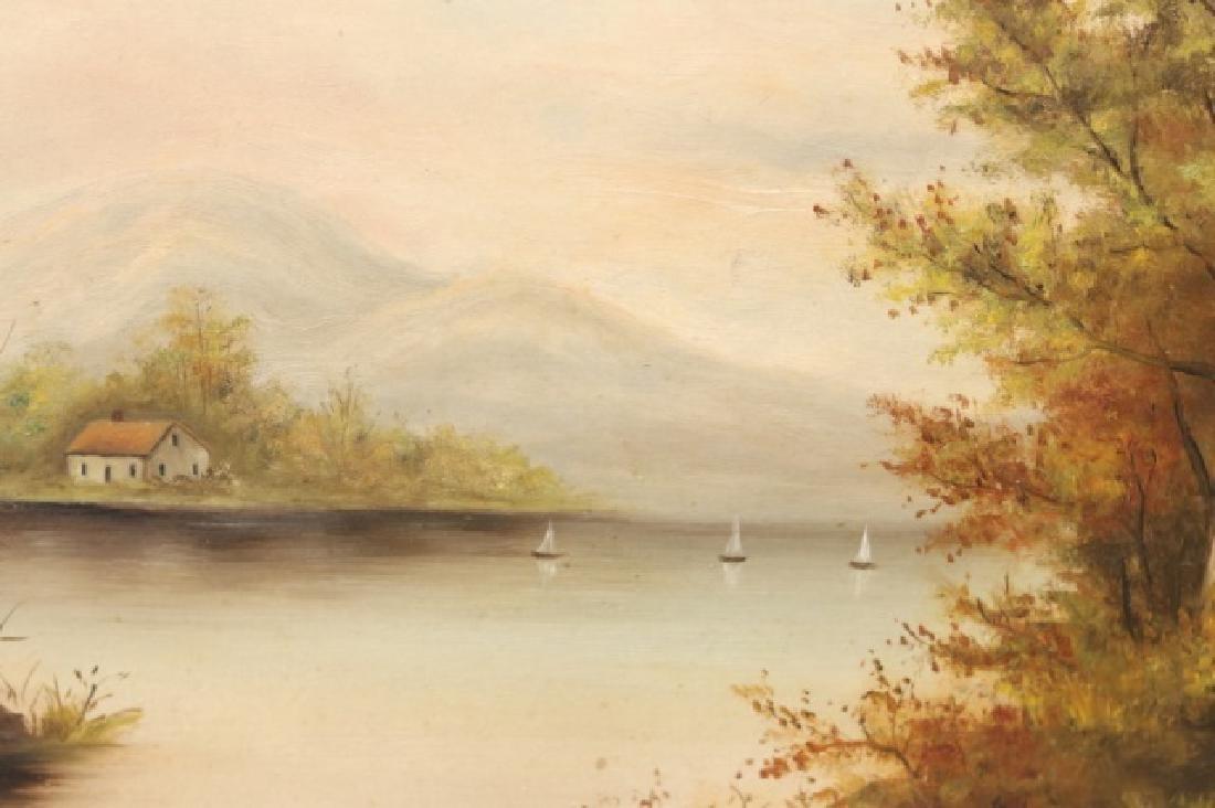 Landscape oil painting - 2
