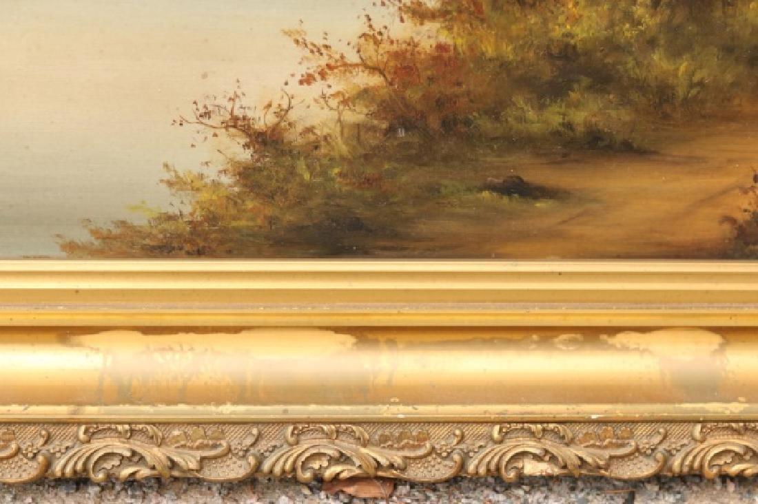 Landscape oil painting - 3
