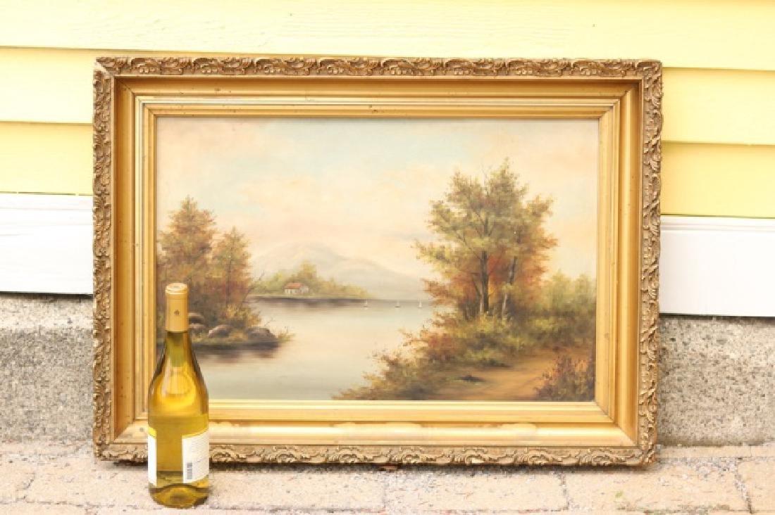 Landscape oil painting - 6