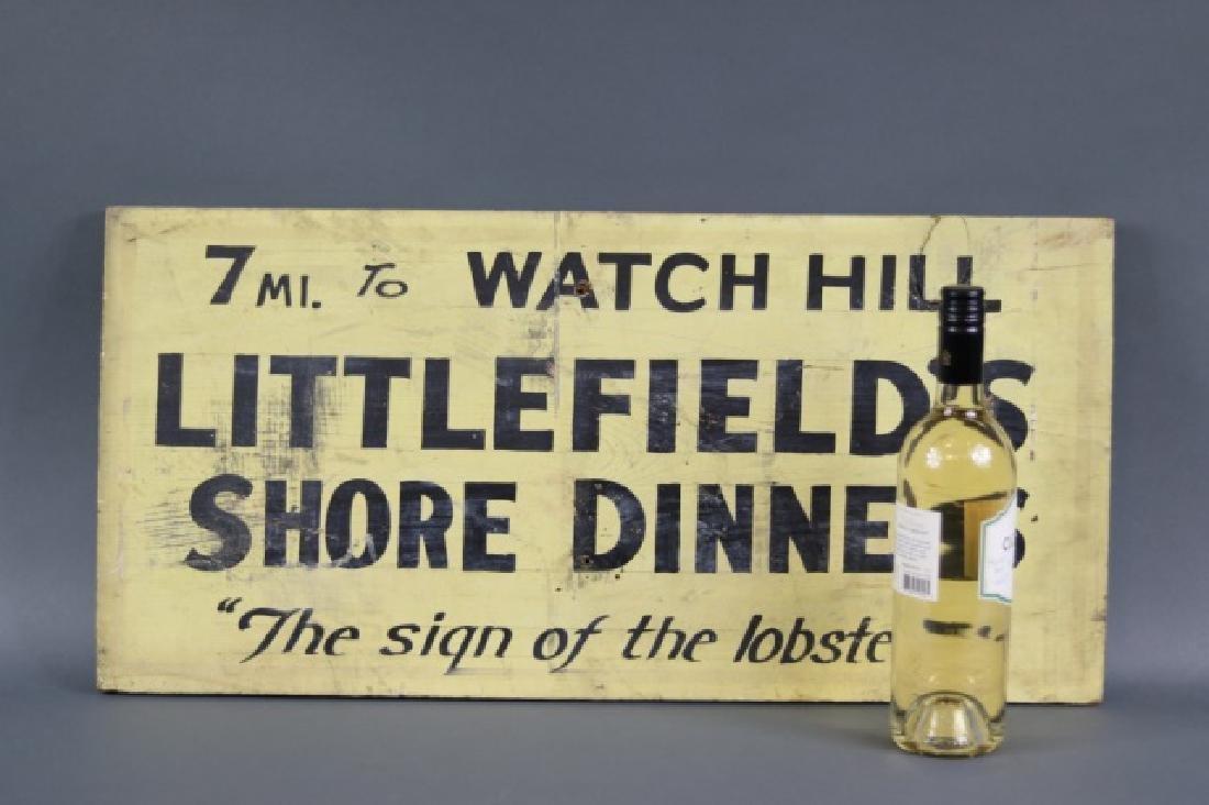 Watch Hill Rhode Island Sign - 2