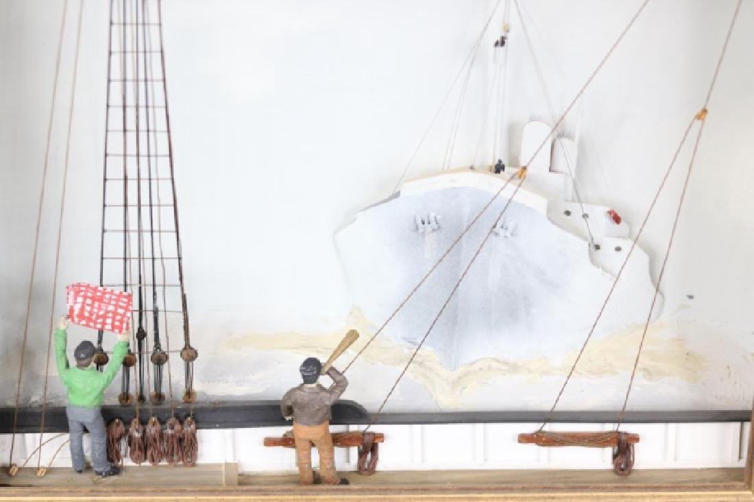 Nautical Diorama by William Hitchcock - 2