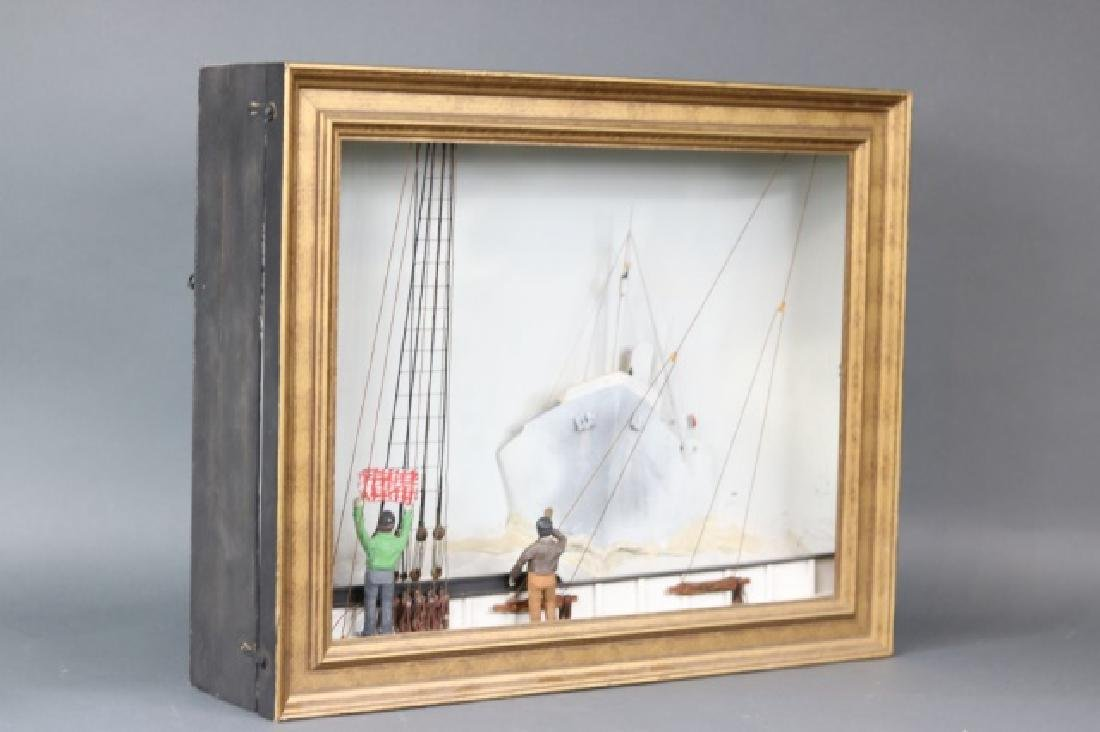 Nautical Diorama by William Hitchcock - 4