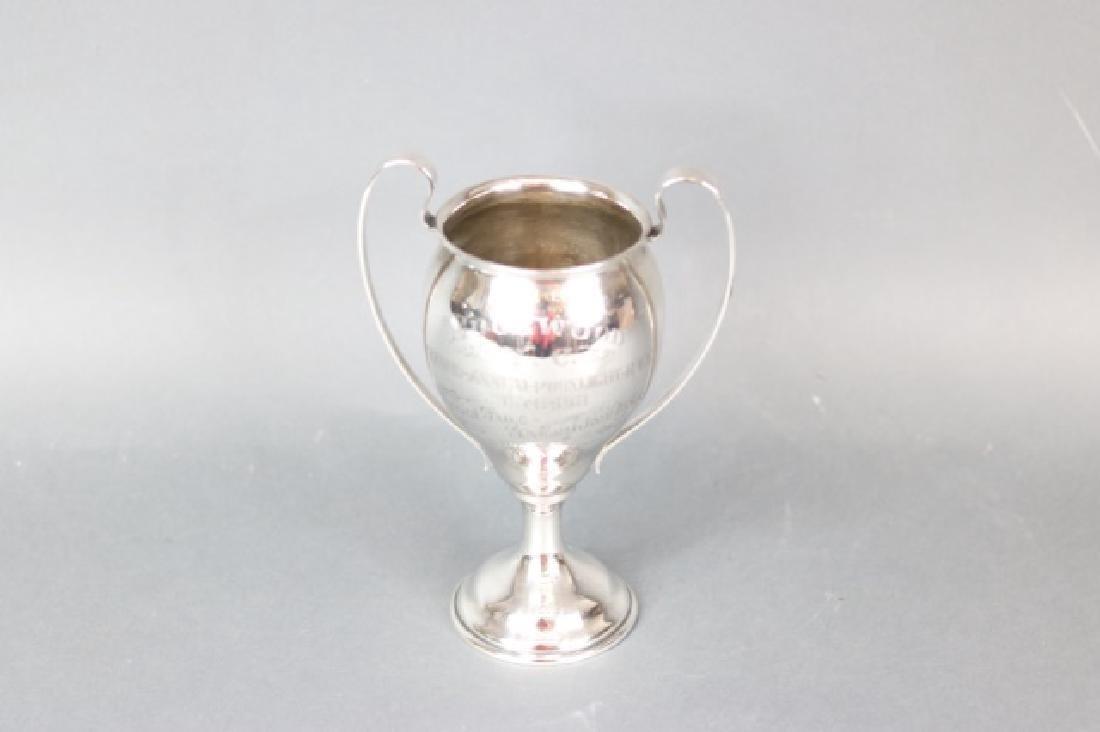 Sterling Edgewood Yacht Club Trophy