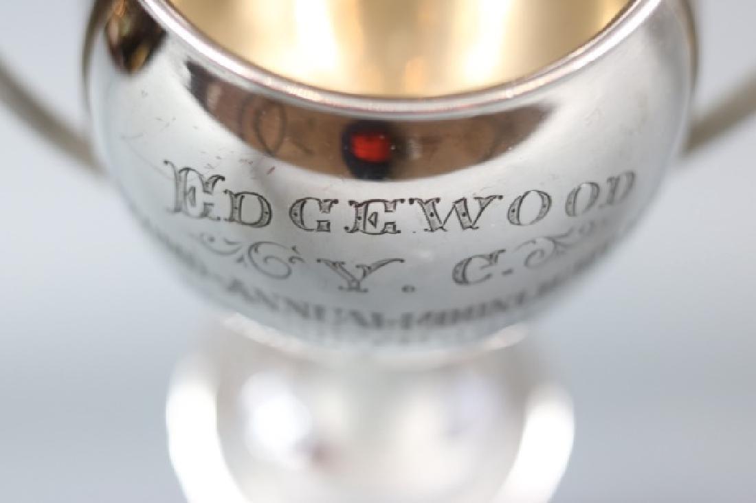 Sterling Edgewood Yacht Club Trophy - 2