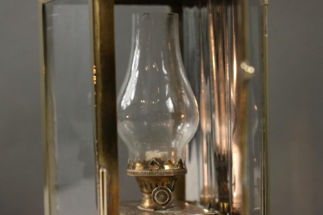 Solid Brass Cabin Lantern - 3