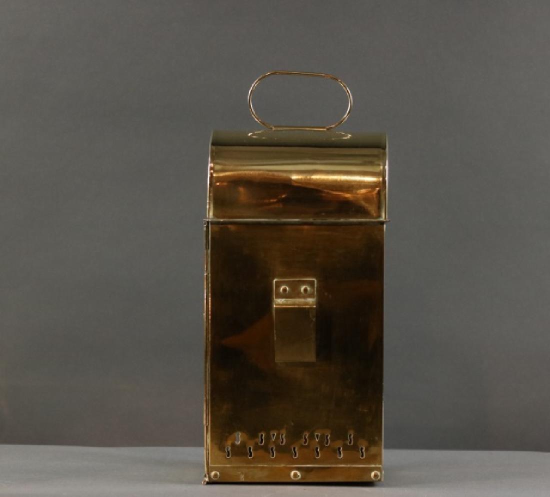 Solid Brass Cabin Lantern - 5