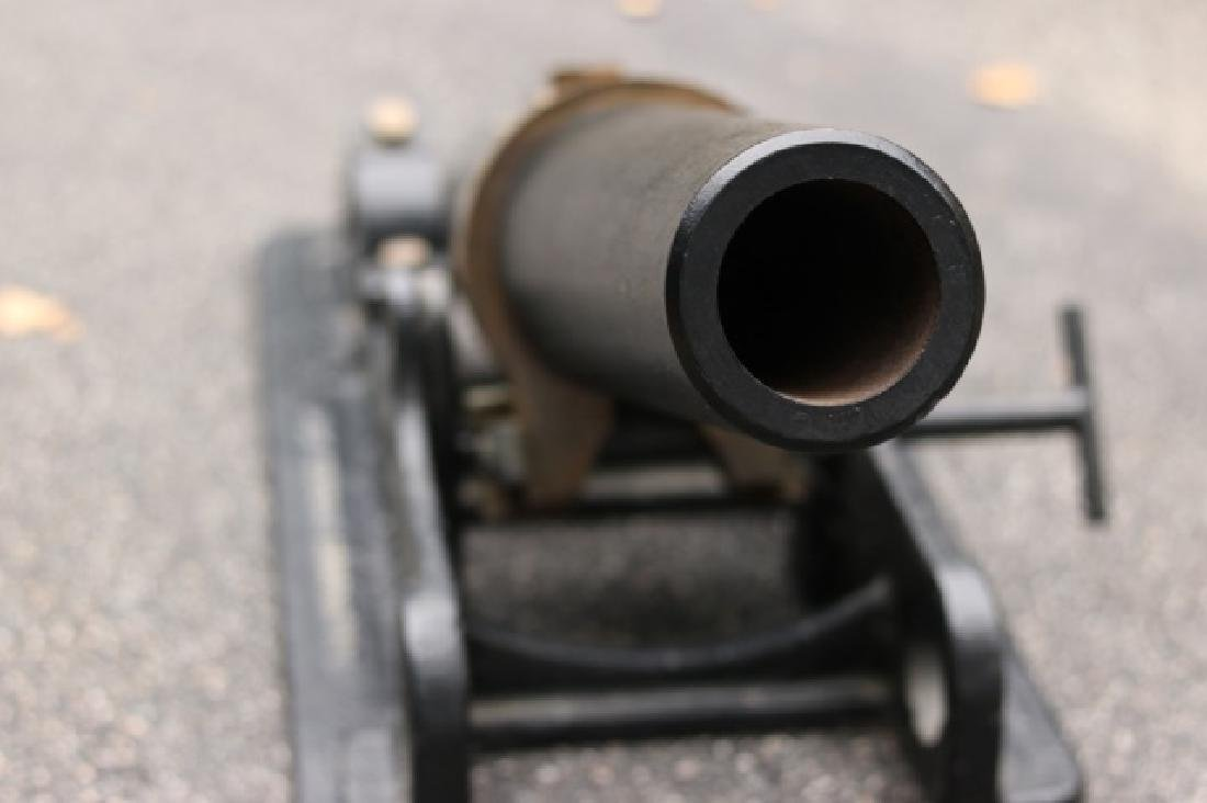 Iron Line Throwing Cannon - 4
