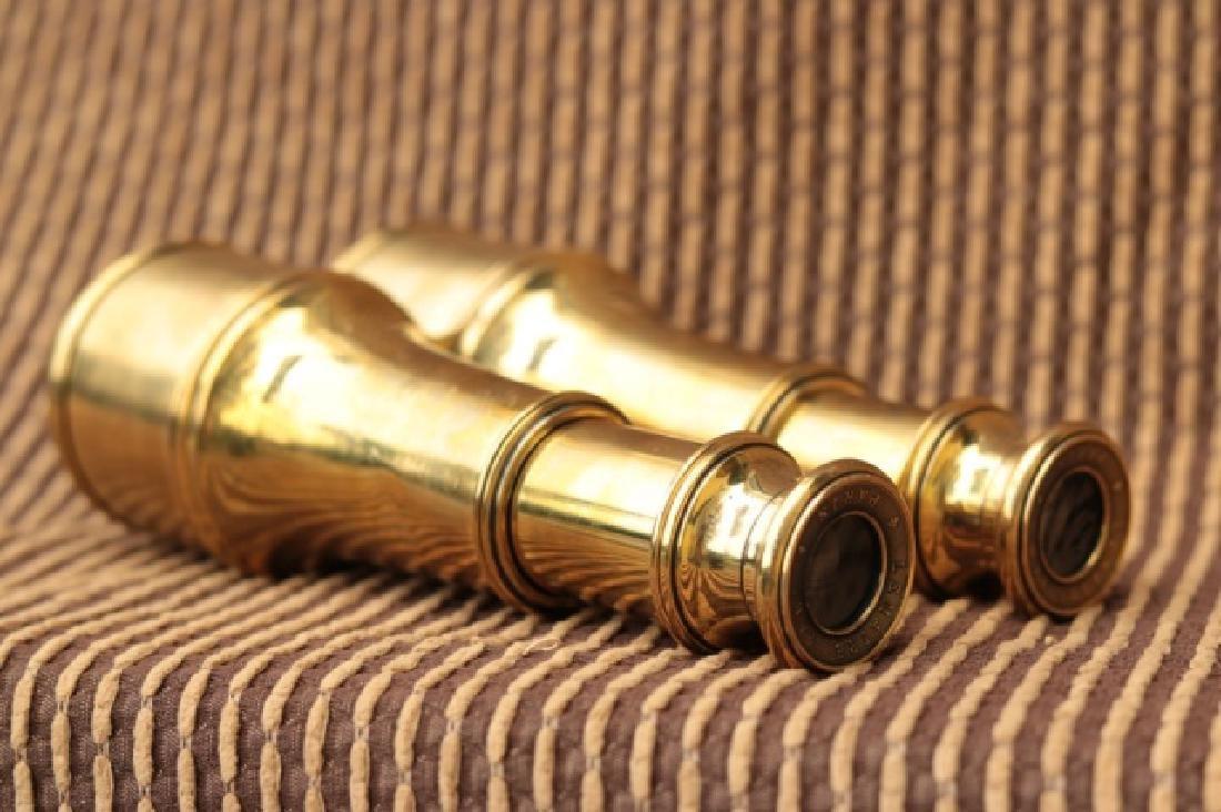 Brass Yachting Binoculars - 2