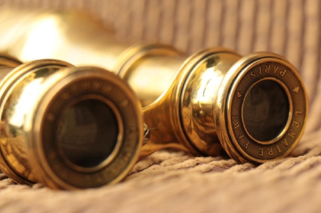 Brass Yachting Binoculars - 3