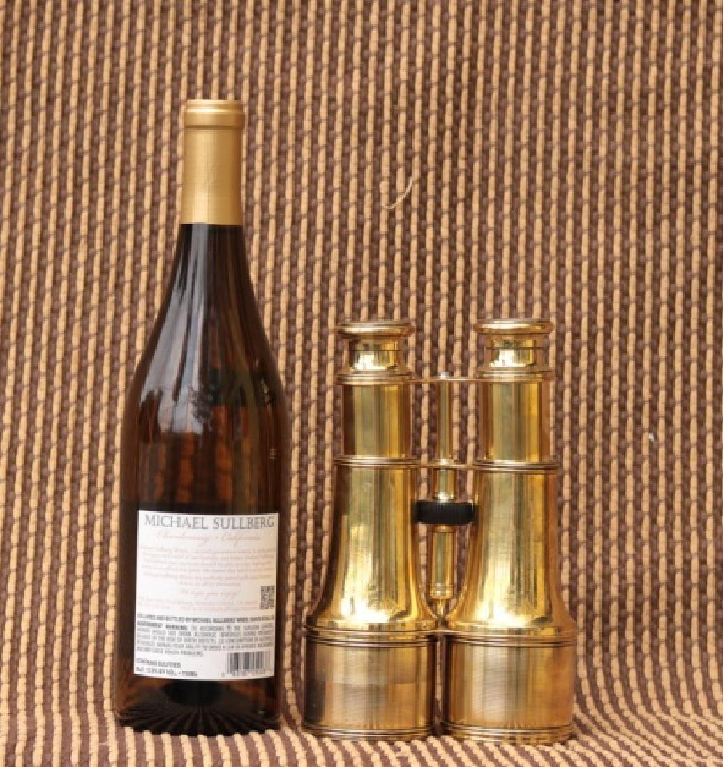Brass Yachting Binoculars - 4