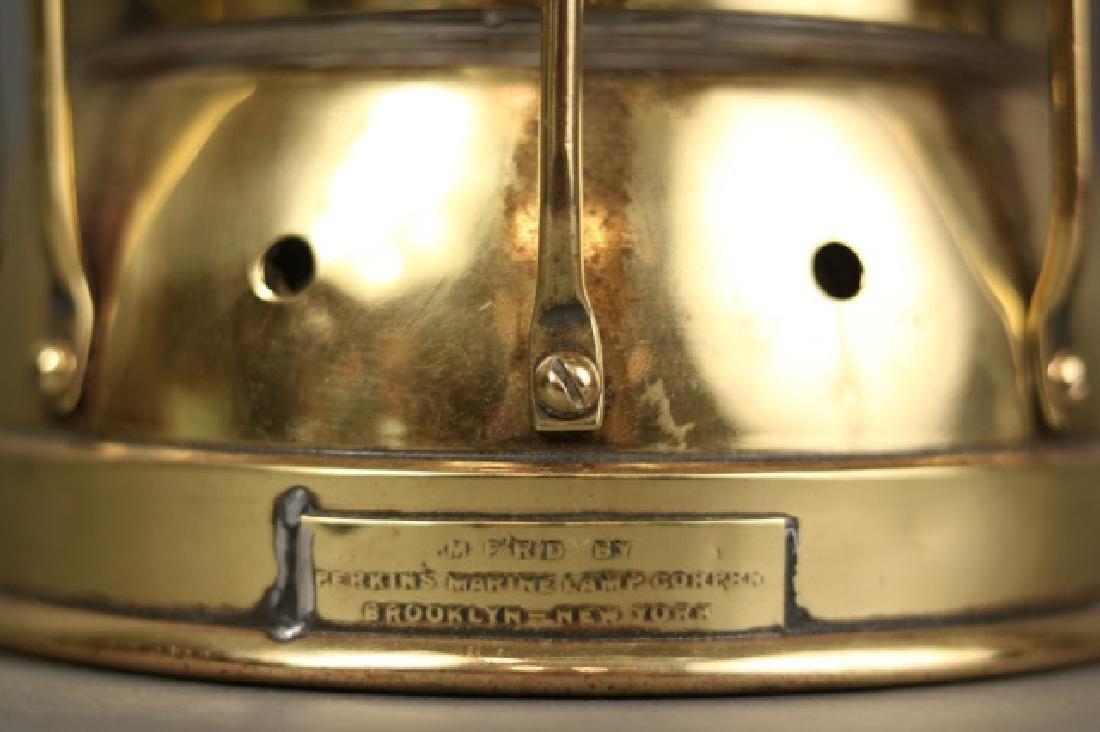 Brass Perkins Marine Lamp - 4