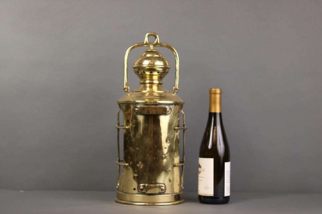 Brass Perkins Marine Lamp - 5