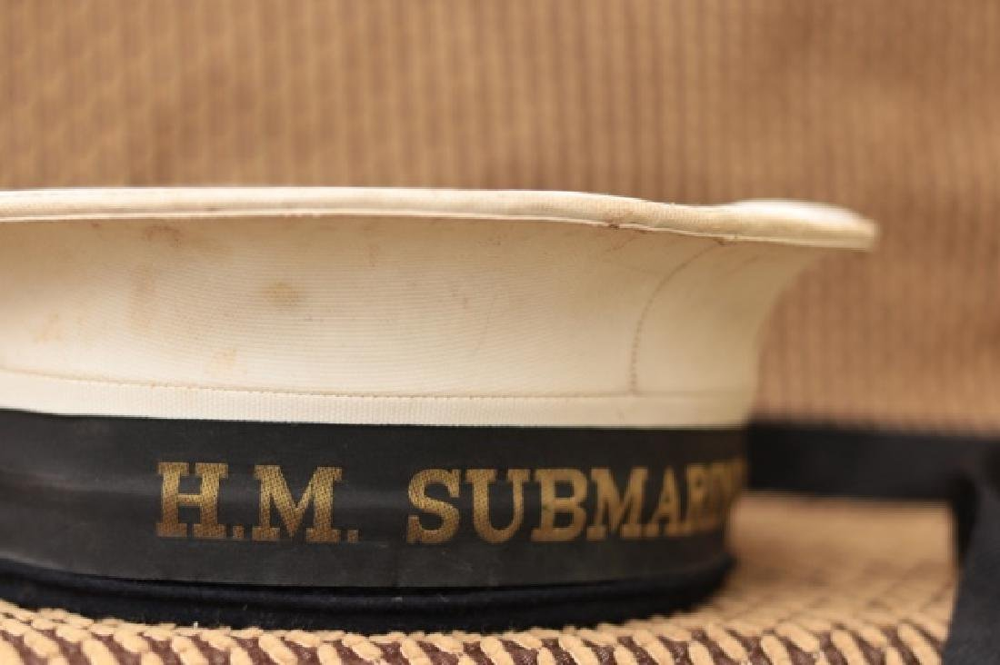 British Royal Navy Submarine Hat - 2
