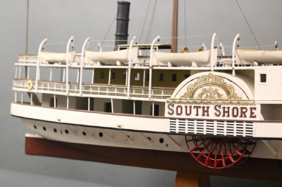 Boston Paddle Steamship South Shore - 2