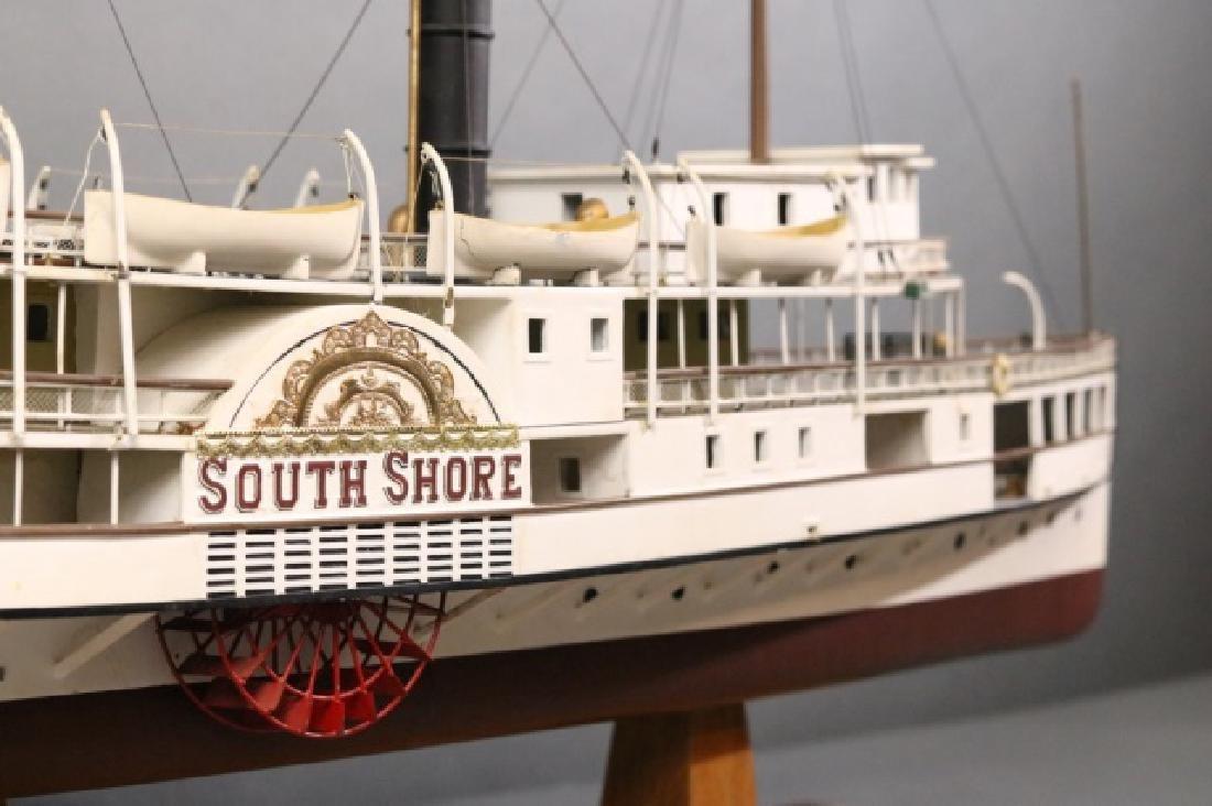 Boston Paddle Steamship South Shore - 3