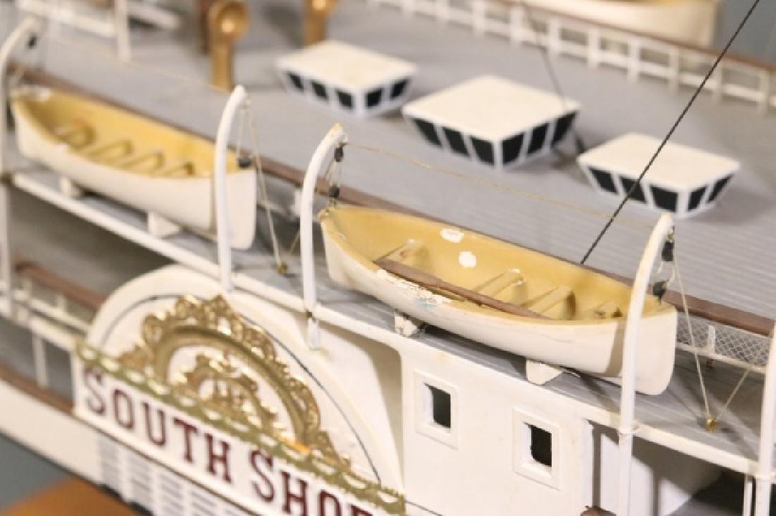 Boston Paddle Steamship South Shore - 4