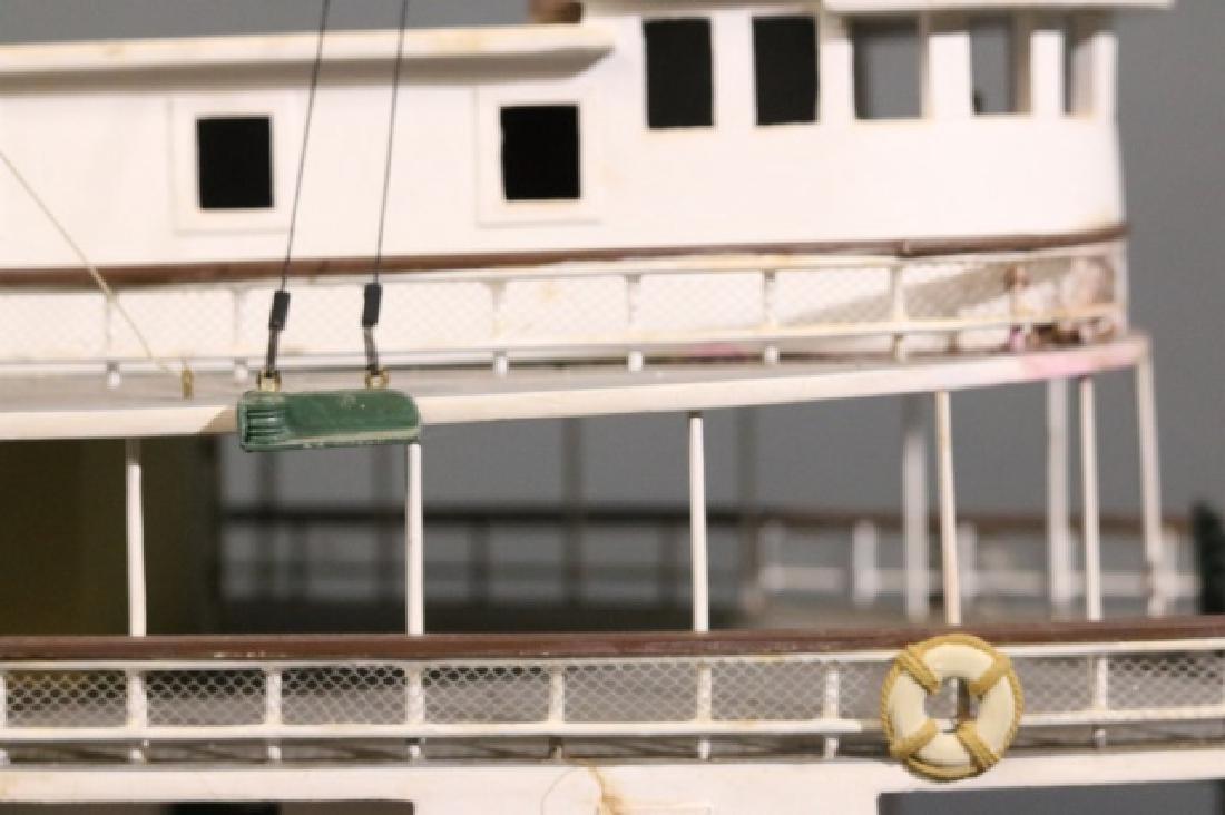 Boston Paddle Steamship South Shore - 6