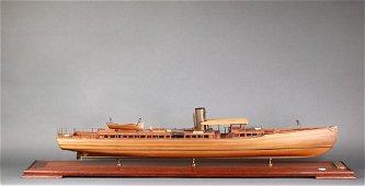 Steam Yacht Navette