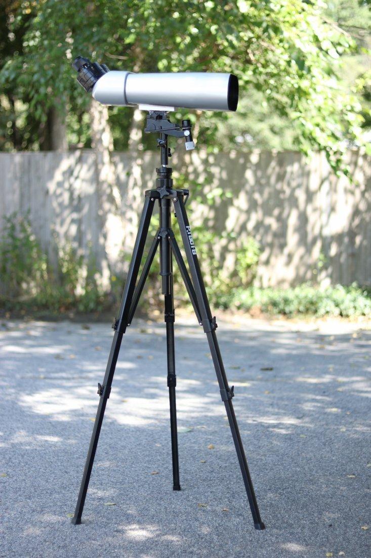Pair of Precision Big Eye Binoculars