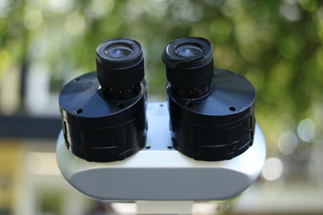 Pair of Precision Big Eye Binoculars - 3