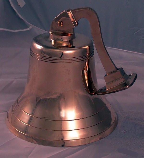 1006: Brass Ship's Bell