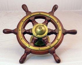 Early Yacht Wheel