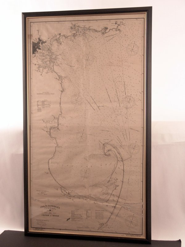 1099: 1902 Chart of Massachusetts