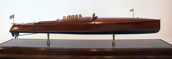 "1105: Speedboat ""Dixie II"""
