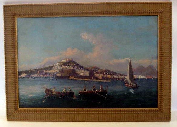 1115: Hong Kong painting.