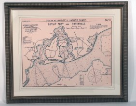 Chart Of Cape Cod