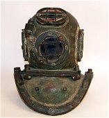 1143: Otis Barton Diving Helmet.